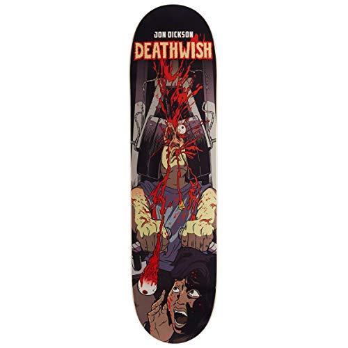 Deathwish Dickson Premonition Skateboard Deck - 8.00