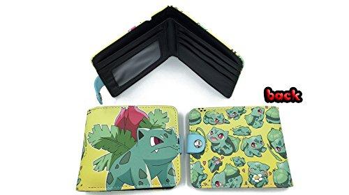 Pokemon Bulbasaur Bifold Snap