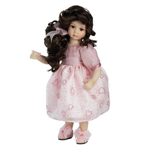 "Marie Osmond Doll 9"" Standing Madisyn Sweetheart Tiny Tot"