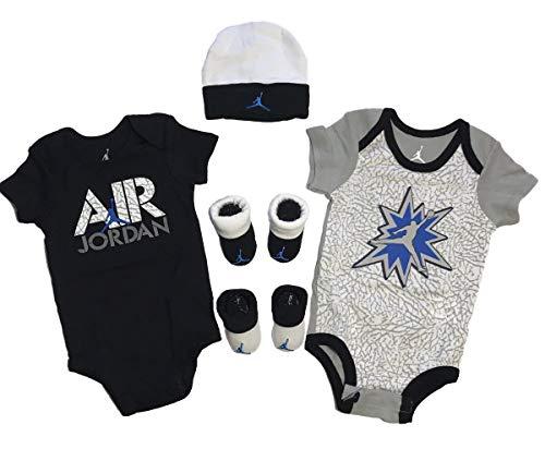 Nike Booties - Nike Infant Boy's Air Jordan 5-Piece Set-0-6 Months