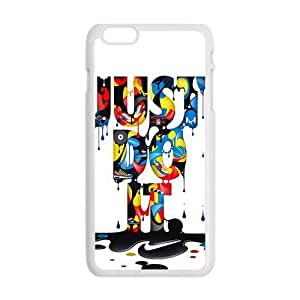 Creative Just Do It Fashion Comstom Plastic case cover For Case Cover For SamSung Galaxy S6