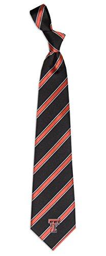 Texas Tech Tie - Texas Tech Red Raiders Woven Poly Tie