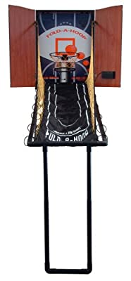 PS-FAH Park & Sun Fold-A-Hoop Cabinet Arcade Basketball Game