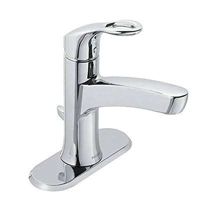 Moen Ws84900 Kleo One Handle Bathroom Faucet Low Arc Lavatory Sink