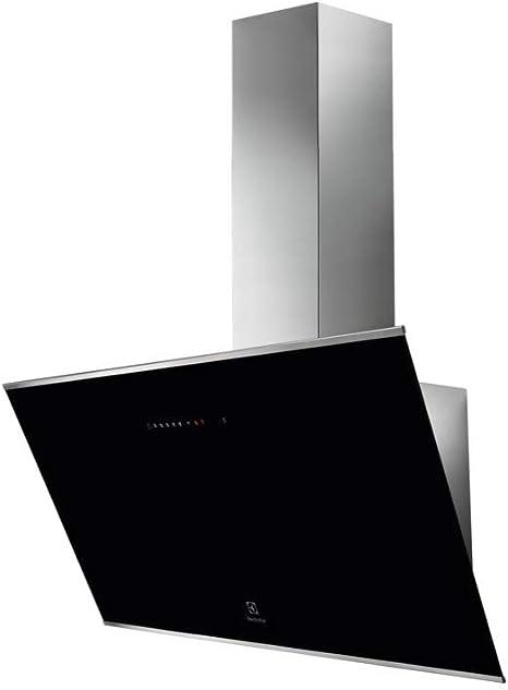 Electrolux KFVB 19 K - Campana extractora de pared (90 cm), color negro: Amazon.es: Grandes electrodomésticos