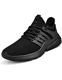 Women's Running Shoes Lightweight Non Slip Breathable Mesh Sneakers Sports Athletic Walking Work Shoes