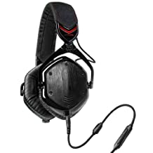 V-MODA Crossfade M-100 Over-Ear Noise-Isolating Metal Headphone (Shadow)
