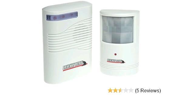 Amazon.com : Driveway Patrol Wireless Motion Sensor Detector Alarm Infared Alert System 400ft : Camera & Photo
