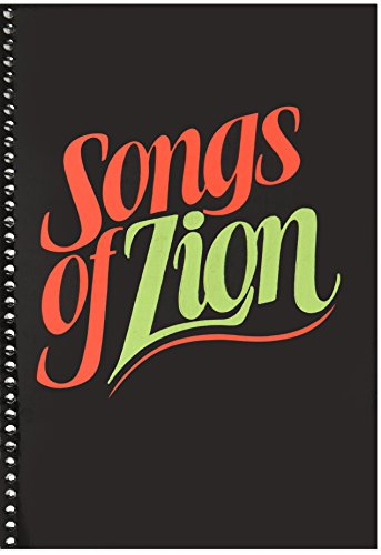 Songs of Zion Accompaniment Edition (Supplemental Worship Resources)