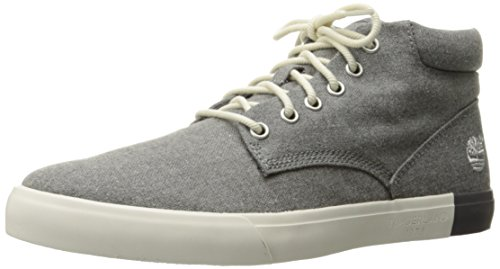 Timberland NewportBay 2 0Canvas FORGED IRON, MAN, Size: 46 EU (12 US / 11.5 UK)