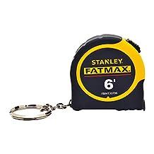STANLEY FATMAX Tape Measure Keychain