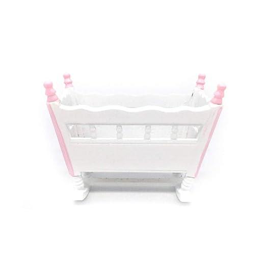 Cosas De Madera Para Bebes.Qingqingr Muebles De Casa De Munecas En Miniatura Muebles De