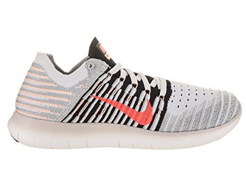 Flyknit Femme Wolf Grey de Chaussures WMNS Running Mango RN NIKE bright Free Entrainement Black Twqt8FF