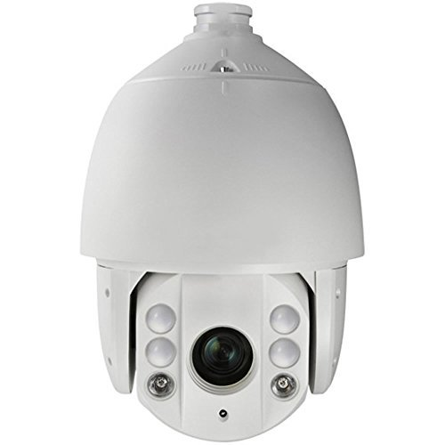 HDView 2MP ONVIF IP Network IR PTZ Dome Camera 20X Optical Zoom, Network PoE, 3D Intelligent Positioning