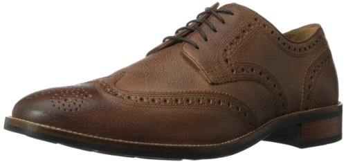 Cole Haan Men's Lenox Hill Oxford,Brown Milled,11.5 M US