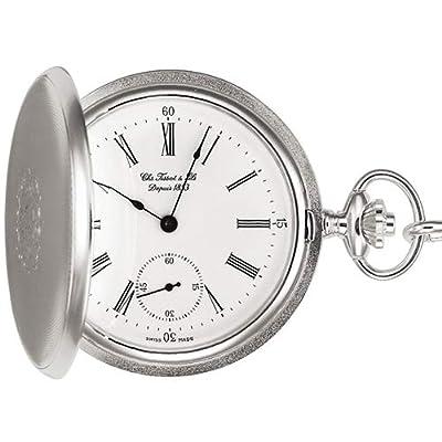 [ティソ] ポケットウォッチ ティーポケット サボネット SAVONNETTE 提げ時計 T83145213 懐中時計