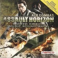 Ace Combat Assault Horizon Soundtrack: Limited - Combat Collectors
