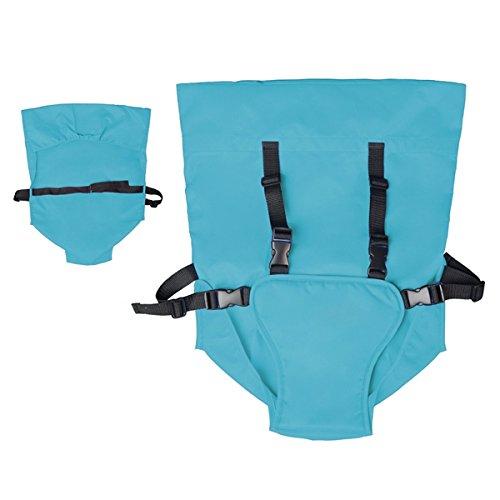 Portable Baby Seats (Blue) Kiokids 1409