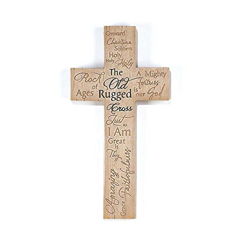 Old Rugged Cross Wall Decor: Amazon.com