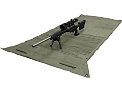MidwayUSA Pro Series Competition Shooting Mat Olive Drab Review
