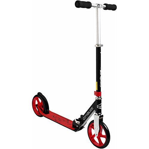 Foldable Scooter CityGlide Cruising, Red