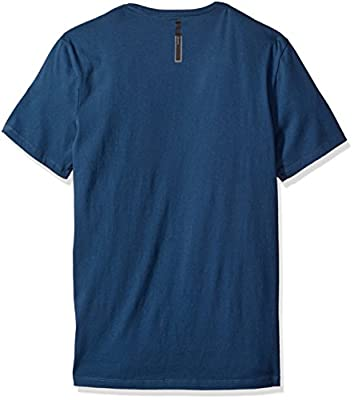 Calvin Klein Jeans Men's Mini Ck Square Logo Crew Neck T-Shirt