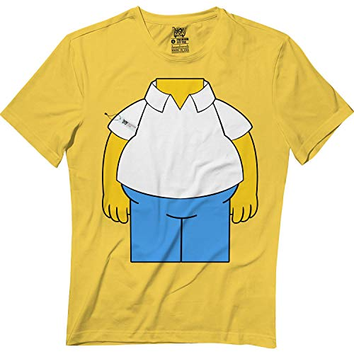 wintertee Homer Suit Tie Halloween Costume Security Nuclear