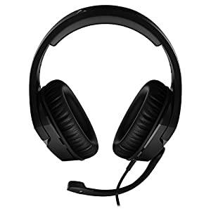 HyperX Cloud Stinger – Gaming Headset – Comfortable HyperX Signature Memory Foam, Swivel to Mute Noise-Cancellation Microphone, Compatible with PC, Xbox One, PS4, Nintendo Switch, and Mobile Devices