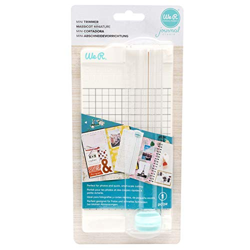 (We R Memory Keepers 660453 Paper Trimmer Multicolor)