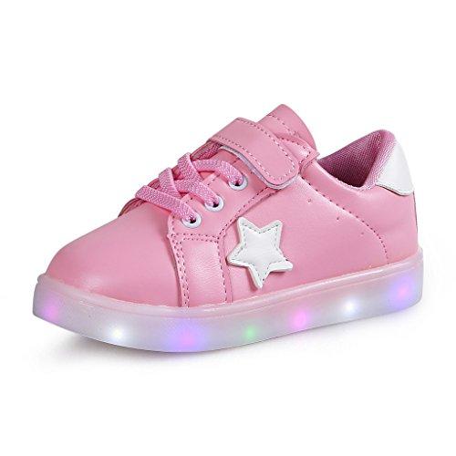 SAGUARO Luminous Sneakers Halloween Christmas product image