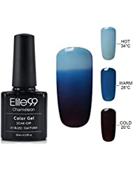 Elite99 Gel Nail Polish Color Changing Soak Off UV Gel...