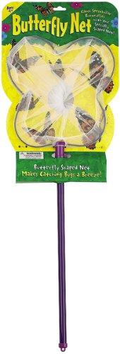 Insect Lore 05000 Butterfly Net, 22.5 by 8.5-Inch