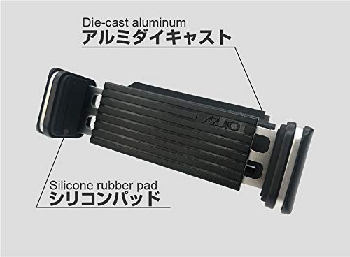 Assembled in Japan,MHG-007Z AZUTO Smartphone Holder for Mercedes-Benz C Class Series Exclusively Designed
