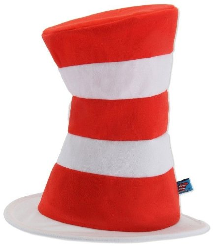 [Dr. Seuss Costume Accessory] (Sit And Be Fit Costume)