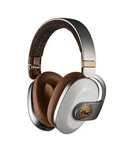 Blue Microphones Satellite Premium Wireless Noise-Cancelling Headphones with Audiophile Amp (White) (B06XZKVJFG) | Amazon Products