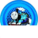 Thomas the Tank Engine Train & Friends Kids Plastic Lunch Dinner Snack Plate