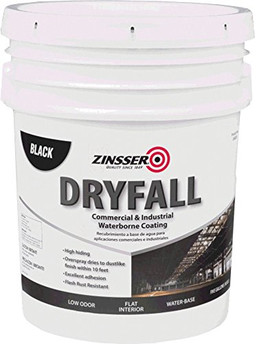 Zinsser 293233 5G Black ()