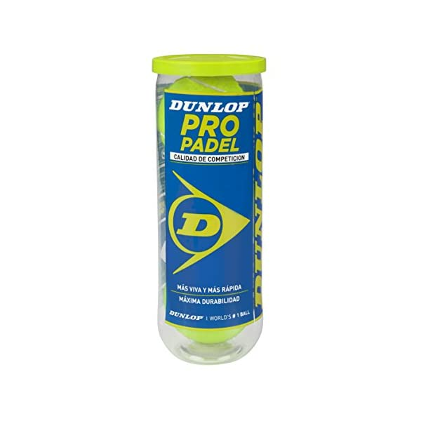 Dunlop-Palline da Tennis Padel Paddle 1 spesavip