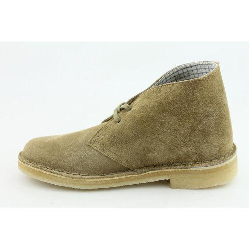 Clarks Women's Desert Boot Oakwood Suede 10 M