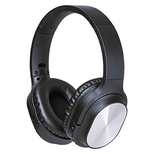 Daewoo Foldable Bluetooth Wireless Headphones – Music & Phone use – 10m Bluetooth Range – Up To 5 Hours Play Time