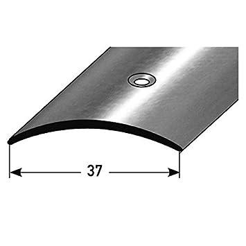 Perfil de transición / Tapajuntas, 37 mm, Typ: 15 (acero ...