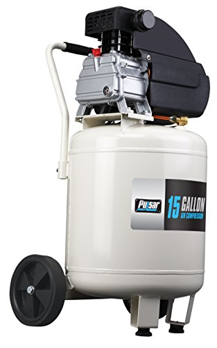 Pulsar Products PCE6150VK 15 gallon Air Compressor with F...