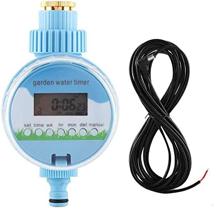 7.76inch Automatic Smart Digital Garden Electronic Water Timer ...
