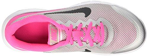 Flex Ragazza Scarpe pnk Experience Blck Silver Nike Pw Sportive 4 GS wht Mtllc Multicolore d4BpWwYxq