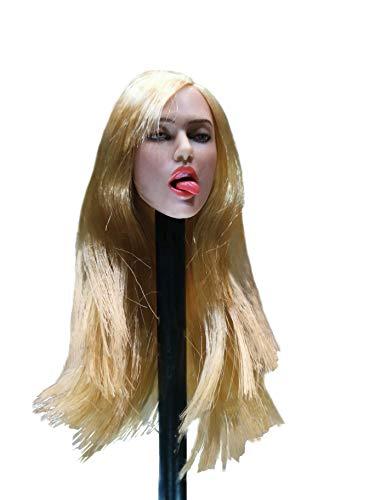 Female Red /& White Checker Neck Tie Hot Toys 1//6 Phicen ZC Cy Girls Kumik