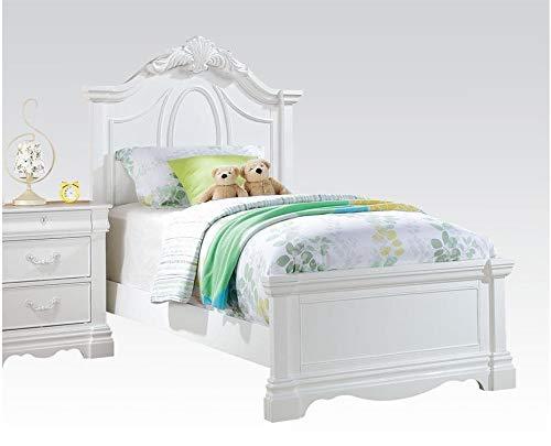 ACME Furniture Estrella 30235F Full Bed, White