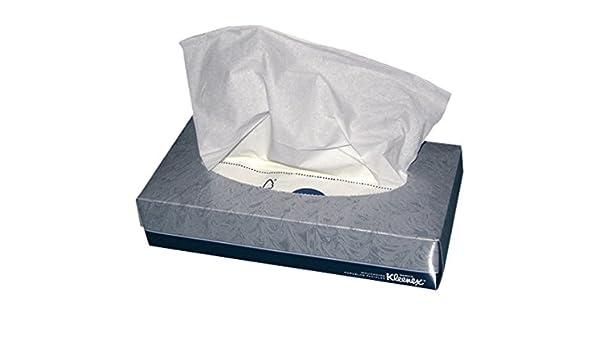 Kimberly 002988 cuadrado caja Kleenex 211 x 210 mm: Amazon.es ...