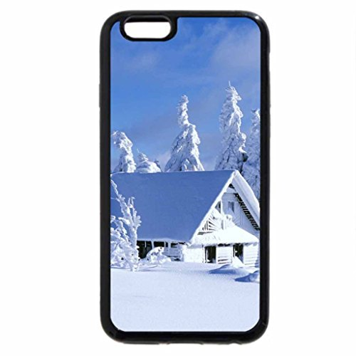 iPhone 6S / iPhone 6 Case (Black) WHITE HOUSE