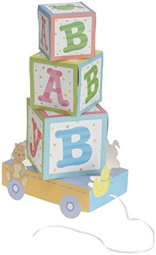 Wilton Baby Centerpiece (Baby Shower Table Centerpiece)