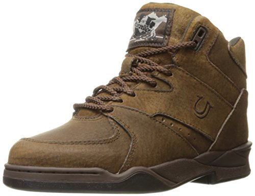 Ladies Horseshoes Athletic - ROPER Women's Horseshoe Hiking Shoe, Tan, 9.5 D US